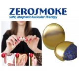 ZeroSmoke (Зероу Смоук) Средство против курения - биомагниты цвет-золото