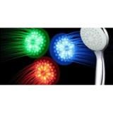 Led-shower (s-r9) Светодиодная насадка для душа с подсветкой