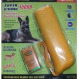 AD-100 Ультразвуковой отпугиватель собак Aokeman sensor Ultrasonic dog training
