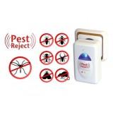Pest Reject (Пест Риджект) Ультразвуковой электромагнитный отпугиватель насекомых и грызунов