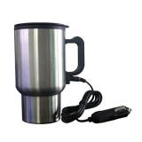 Electric Mug 14oz Электрическая термокружка для авто Электрик Маг ПЛАСТ