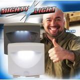 Mighty Light LED светильник с датчиком движения на батарейках