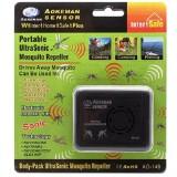 Aokeman Sensor AO-149 Портативный ультразвуковой отпугиватель комаров на батарейке UltraSonic Mosquito Repeller