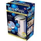 Soap Magic (Соап Меджик) Автоматический диспенсер дозатор мыла