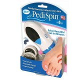 Pedi Spin Электропемза, машинка для ухода за ступнями ног (Педи Спин)