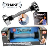 Shake Weight for men (Шейк Уэйт) Мужской тренажер виброгантеля гиря