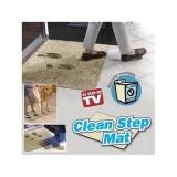Clean Step Mat Супервпитывающий придверный коврик из микрофибры