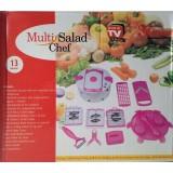 Multi Salad Chef (Мульти Салат Чиф) Овощерезка из 13 предметов