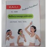 KAILI KL- 5886 Ручной массажер для головы, лица, тела с насадками