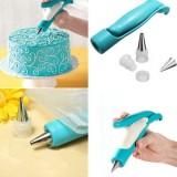 E-Z Deco Icing Pen Шприц кондитерский кулинарный с 4 насадками